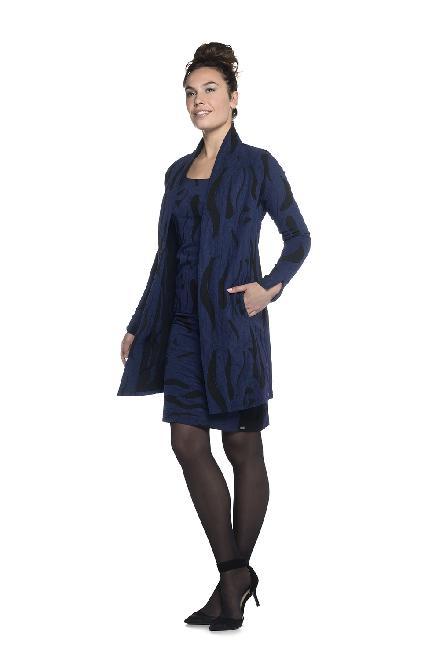 Vest sluit perfect aan op de Top Angeline. - In de taille een speciale dubbele band om de buikpartij te corrigeren. - De perfecte lengte voor zowel de kleinere als de langere vrouw.